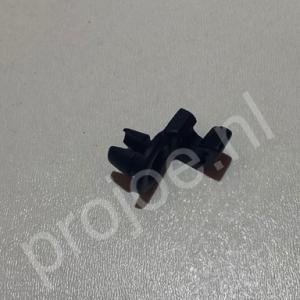 Bonnet stay plastic clip – hinge – 82397953