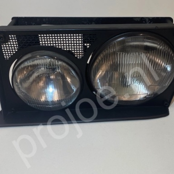 Lancia Delta Integrale 8V/16V headlight unit – left side -82430419