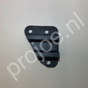 Lancia Delta Integrale plastic front bumper bracket – left side 82454775