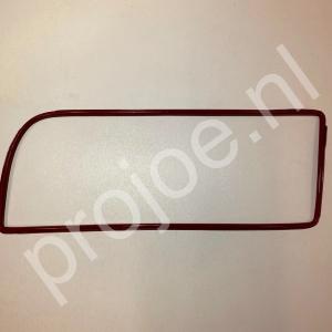 Lancia Delta Integrale red grill frames –  82438149 – left side