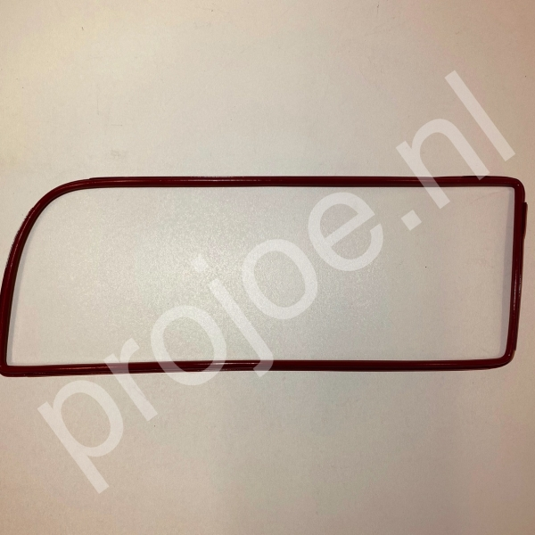 Lancia Delta Integrale red grill frames –  82438149 – left side