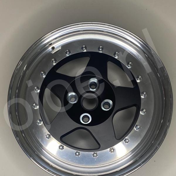 Lancia Delta Integrale GrA Abarth San Remo Speedline model wheel