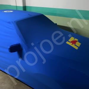 Lancia Delta Integrale custom car cover  – BLUE – HF